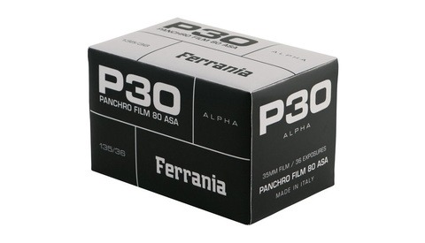Film Ferrania Announces P30 Black and White Film Will Ship This Month