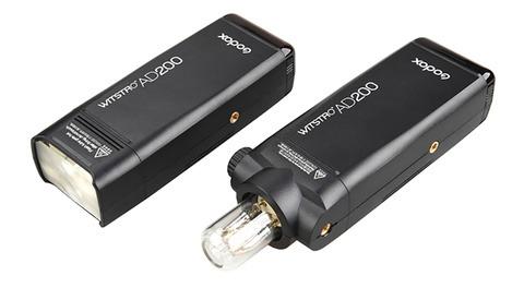 Godox Announces AD200 Pocket-Sized Flash Unit