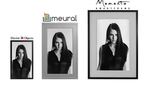 Three of the Best Digital Frames for Your Images