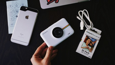 Fstoppers Reviews the Incredibly Fun and Very Capable Polaroid Snap Touch Camera