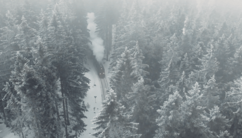 Droning in the Snow: 'Alpine Adventures' Is Some Next Level Scenery