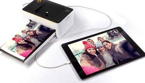 The Number-One Selling Mobile Photo Printer On Amazon, The Kodak Photo Printer Dock PD-450