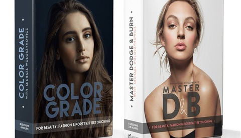 Review of Two New Post Processing Tutorials from Retouching Academy - Now Available in Fstoppers Store!