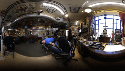 360-Degree Video Finally Comes to Vimeo