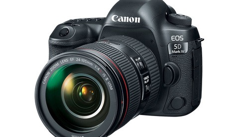 Canon 5D Mark IV to Receive Improved Video Capabilities With Firmware Upgrade