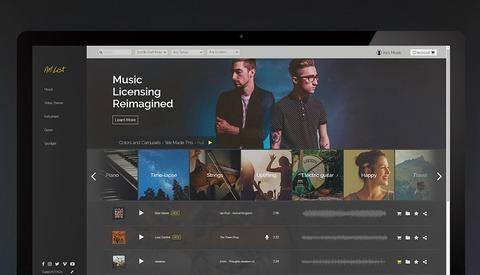Artlist Releases Full Version of Website - Music for Commercial Licensing