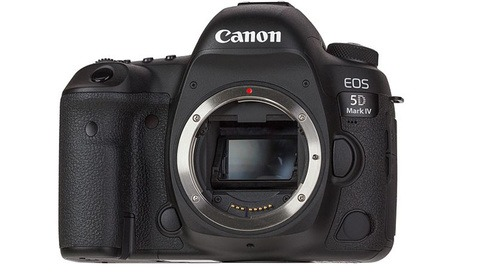 Canon to Provide C-Log Upgrade for 5D Mark IV