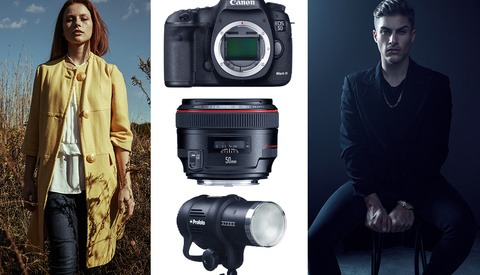 Camera Gear You'll Want to Have for Shooting Fashion and Editorial Photography
