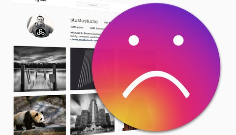 Why Us Average Joe Photographers Suck at Instagram