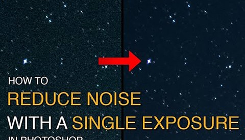 How to Reduce Noise on Your Night Sky Images With a Single Exposure