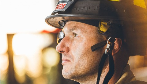 BTS: Keeping it Simple with Firefighters and a Ring Light