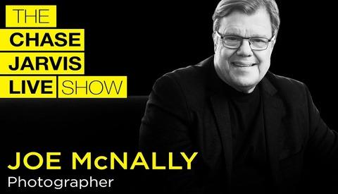 Joe McNally's Experience on How To Be A World-Class Creative Pro
