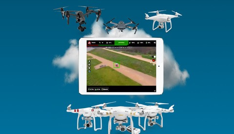 A New Approach to Flying DJI Drones: Litchi App