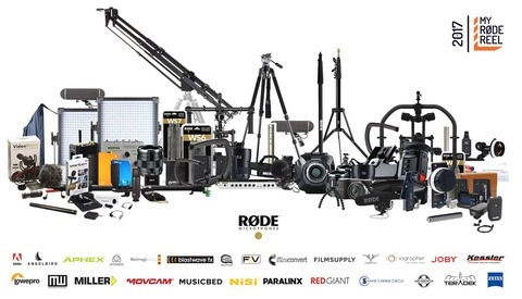 $500,000 up for Grabs in This Year's My RØDE Reel Short Film Competition