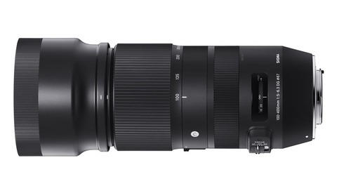 The Sigma 100-400mm f/5-6.3 DG OS HSM Contemporary Lens Is Available for Preorder