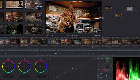 Blackmagic Design Announces DaVinci Resolve 14