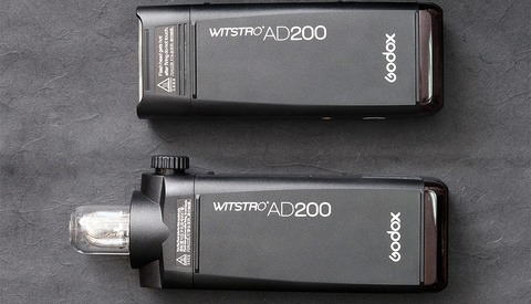 Fstoppers Reviews the Godox Wistro AD200 Portable Flash
