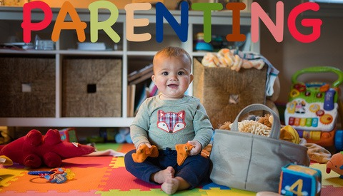 Parenting: The Ultimate Photography Lesson