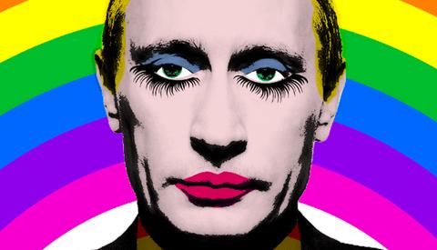 Illegal Russian Memes That Poke Fun at Vladimir Putin Prove the Power of Digital Art