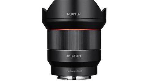 Fantastic Deal on the Rokinon 14mm F2.8 for Sony E-Mount - Save $350