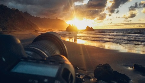 Stunning New Time-Lapse of Tenerife, Spain