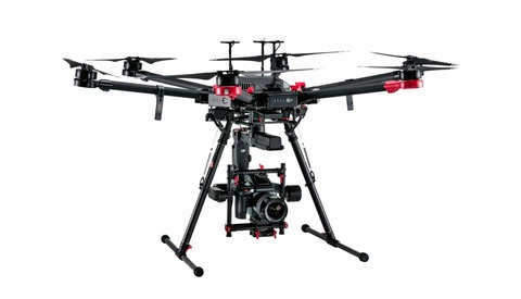 The World's First 100-Megapixel Drone Has a Hasselblad Camera