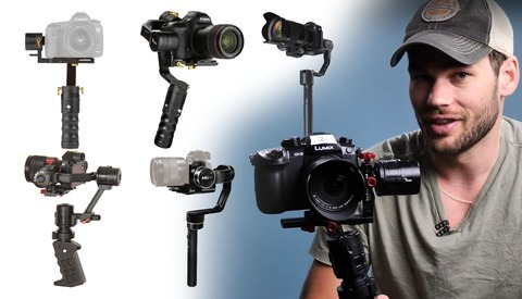 The Best Gimbal For The GH5 and Mirrorless Cameras