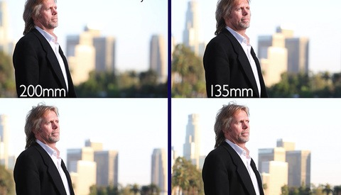 Zooming With Your Feet and Your Lens Aren't the Same Thing