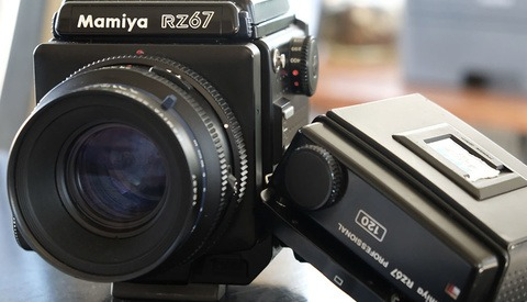 Save 20% on ALL Mamiya Gear at KEH Today Only!