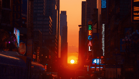 Photo Opportunity of the Week: Manhattanhenge