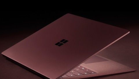 Microsoft Announces Another Device to Its Surface Lineup, Their First Laptop