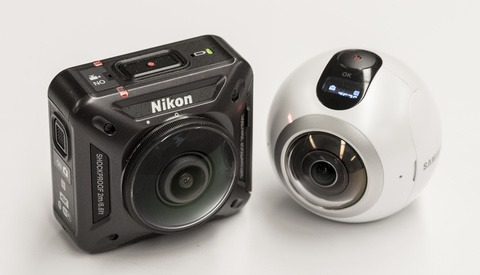 Fstoppers Reviews the Nikon KeyMission 360 - How Does It Compare to the Samsung Gear 360?