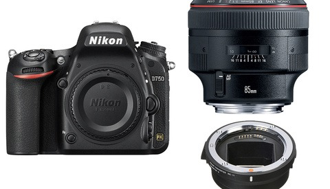 Nikon Announces More D750 Bodies Affected by Shutter Issue