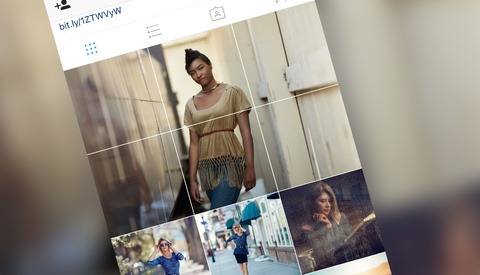 Standing Out on Instagram with Grids and Panoramics