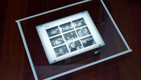 Film and Digital Hybrid Hack for Home Made Contact Sheets Without a Darkroom