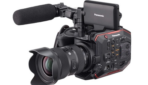 Panasonic Quietly Release Details for EVA1, a 5.7K Video Camera with EF Mount