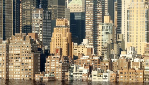 New York Underwater: Could This Really Be?