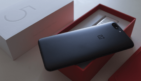 OnePlus 5 Unboxing and First Look