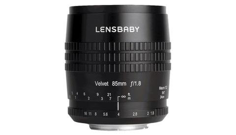 Lensbaby Reveals New 85mm f/1.8 Velvet Lens
