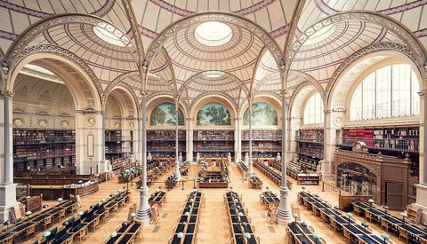 Photographer Travels Europe to Document the Most Breathtaking Libraries