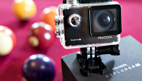 Fstoppers Reviews the MGCOOL Explorer 1s 4K $70 Action Sport Camera