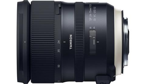 Tamron Announces SP 24-70mm f/2.8 Di VC USD G2 Lens