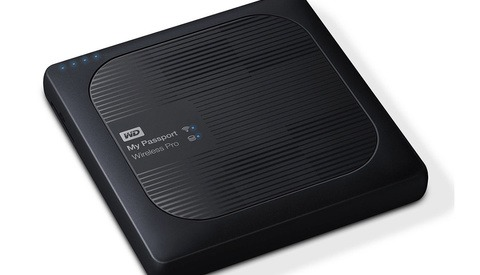 Fstoppers Reviews the 2017 Western Digital My Passport Wireless Pro Hard Drive