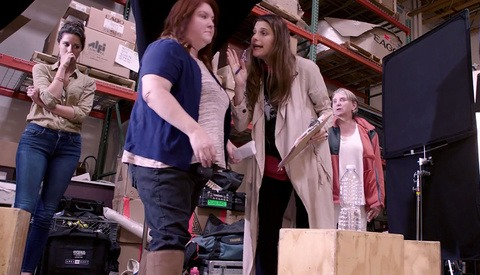 Hilarious Series 'Flips the Script' for Women Working in Hollywood