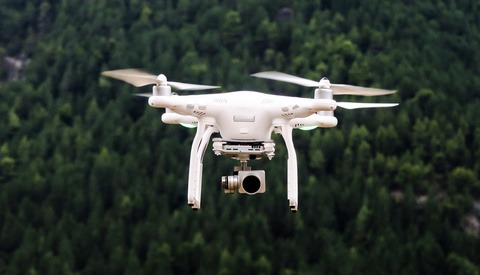 The FAA Is Developing a System for Remote Identification of Drones
