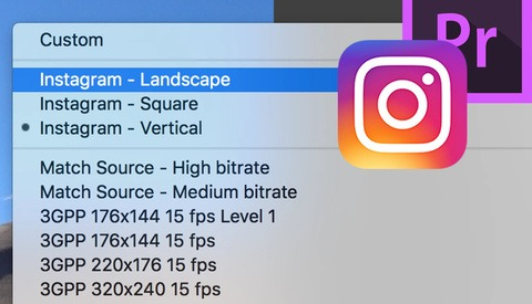 Download These Free Instagram Export Presets for Premiere Pro