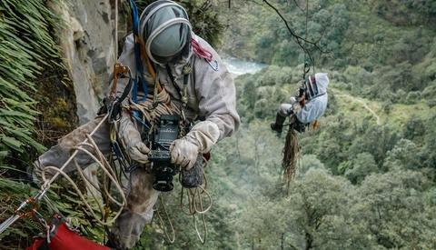 Behind the Scenes of Nat Geo's 'The Last Honey Hunter'