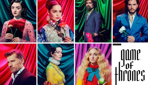 These 'Game of Thrones' Photos From Time Magazine Are Colorful to Say the Least