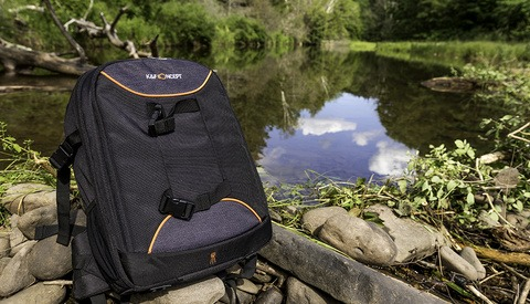 Fstoppers Reviews The K&F Concept's Explorer Backpack Travel Bag