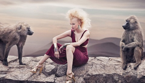 Epic Fashion and Fine Art Images His Own Way: Konrad Bak Changing the Perceptions of Stock Photography